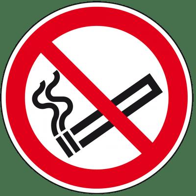 Rauchen verboten, 10er Bogen