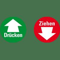 Drücken / Ziehen (doppelseitig)