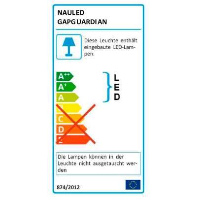 Kabinenschwellenbeleuchtung (Grün)