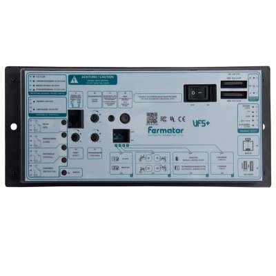 Fermator Türsteuergerät VVVF / VF5+ links und zentral öffnend