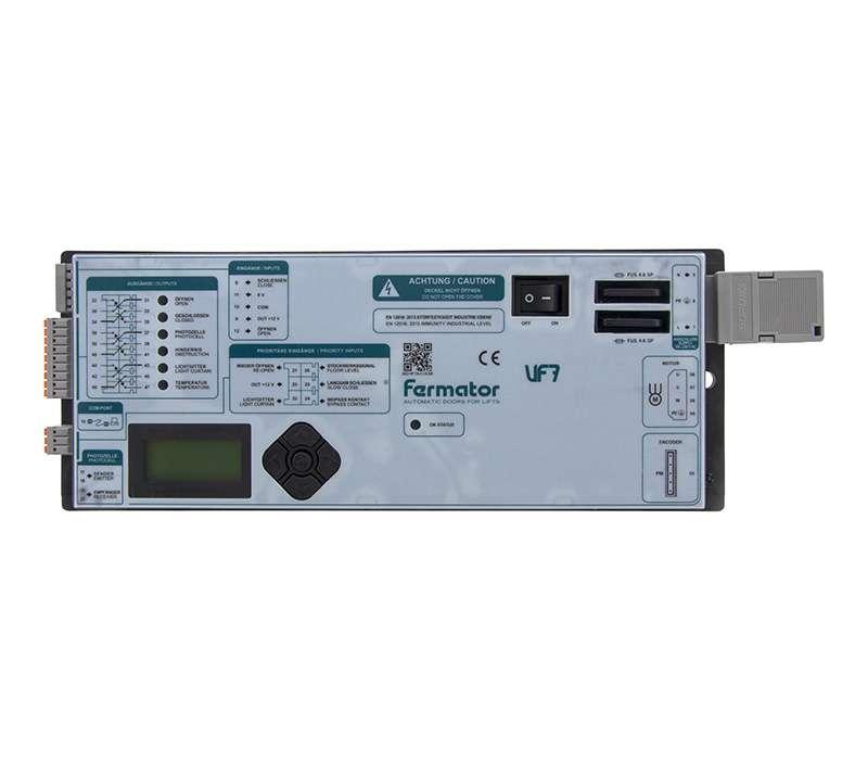 Fermator Türsteuergerät VVVF / VF7 links und zentral öffnend