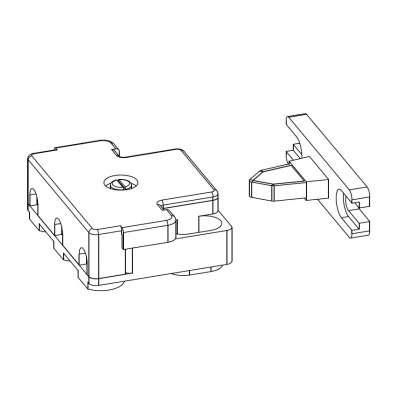 Fermator Türkontakt 50 mm für diverse Modelle