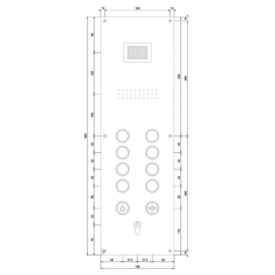 COP Multi-Use 185 8E-RT42