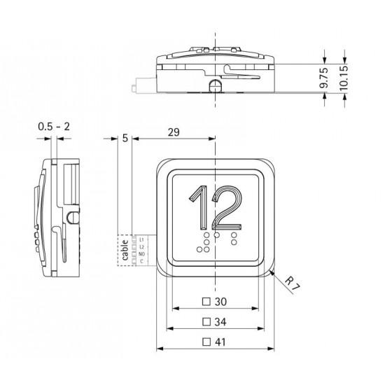 B 37 Q 15-09-00-10 12-30V 15