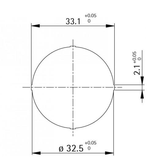 RS 42 KABA (S 1 Mae 28, KABA-Cylinder 1262GA)