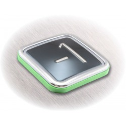 Marking ring Style 45 square (plastic)