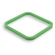 Marking ring Style 50 square (plastic)