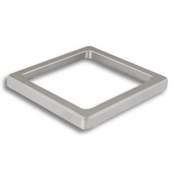 Frame metal Style 56 square