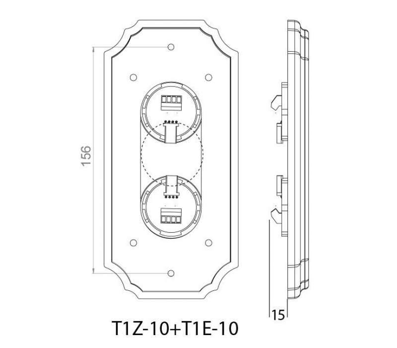 T1E-10-medium auf