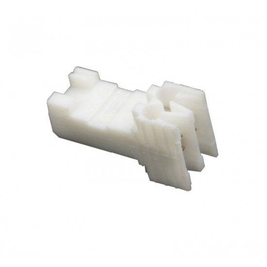 Connector 2p AWG 26-28