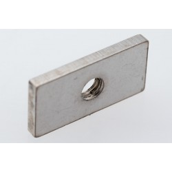 Threaded plate for BudgetLine and SlimLine (surface-mounted Fixtures)