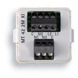 MT 42 2M XI LED red 10-01-00-10-12V-03