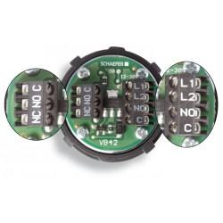 VB 42 LED red 04-01-02-10-12-30V-03